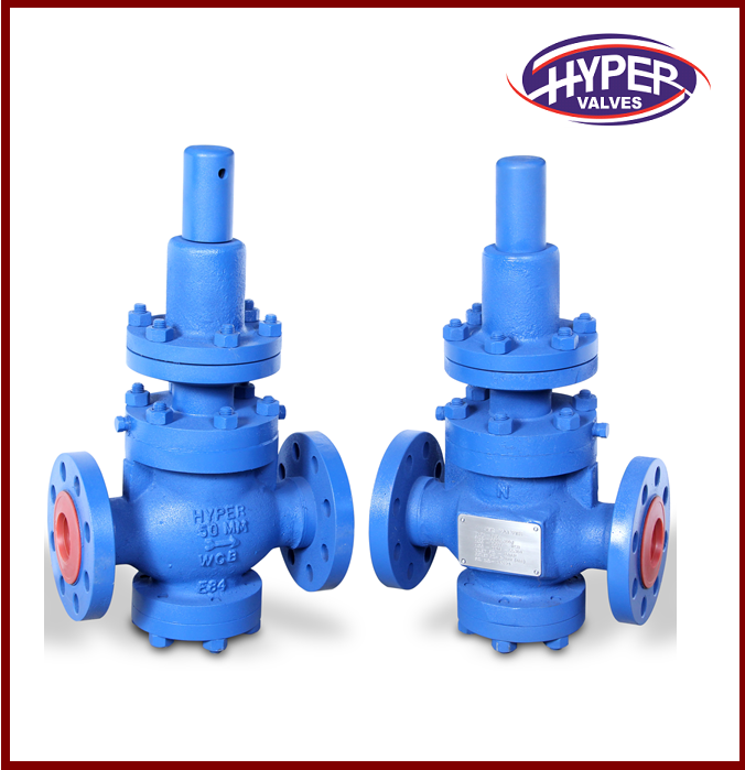 Pilot Operated Pressure Reducing Valve Hvs-601